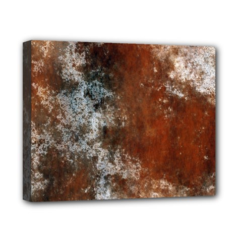 Marbled Structure 4c Canvas 10  X 8