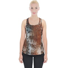 Marbled Structure 4c Piece Up Tank Top