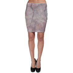 Marbled Structure 5a Bodycon Skirt