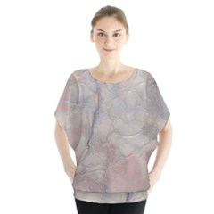 Marbled Structure 5a Blouse