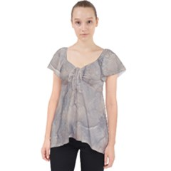 Marbled Structure 5a Lace Front Dolly Top