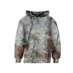 Marbled Structure 5a2 Kids  Pullover Hoodie