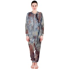 Marbled Structure 5a2 Onepiece Jumpsuit (ladies)