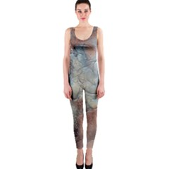 Marbled Structure 5a2 Onepiece Catsuit