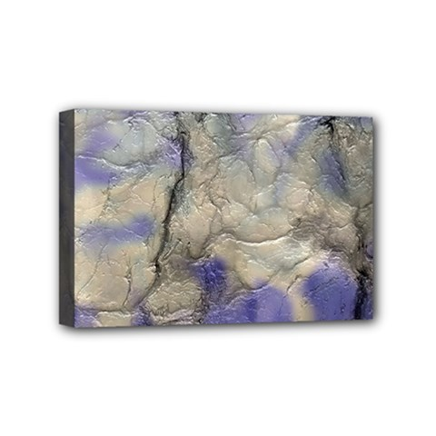 Marbled Structure 5b2 Mini Canvas 6  X 4
