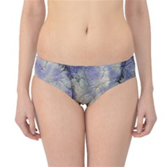 Marbled Structure 5b2 Hipster Bikini Bottoms