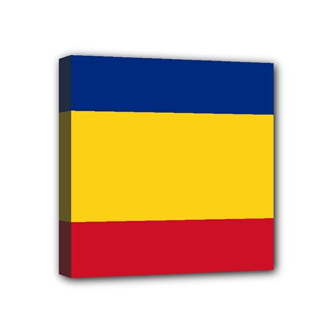 Gozarto Flag Mini Canvas 4  X 4