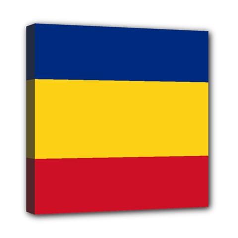 Gozarto Flag Mini Canvas 8  X 8