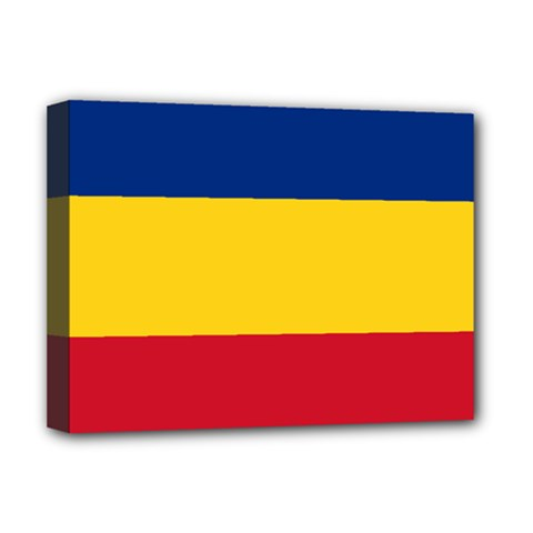 Gozarto Flag Deluxe Canvas 16  X 12