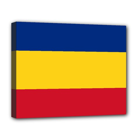 Gozarto Flag Deluxe Canvas 20  X 16