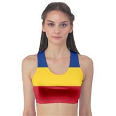 Gozarto Flag Sports Bra