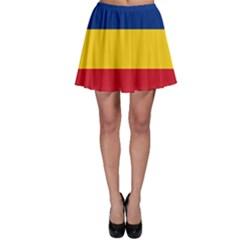Gozarto Flag Skater Skirt