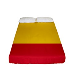 Gozarto Flag Fitted Sheet (full/ Double Size)