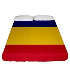 Gozarto Flag Fitted Sheet (california King Size)