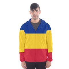 Gozarto Flag Hooded Wind Breaker (men)