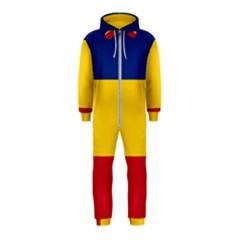 Gozarto Flag Hooded Jumpsuit (kids)
