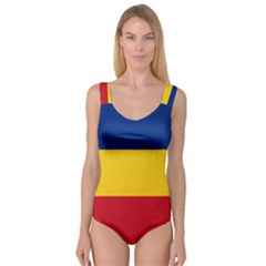Gozarto Flag Princess Tank Leotard