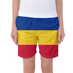 Gozarto Flag Women s Basketball Shorts