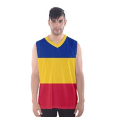 Gozarto Flag Men s Basketball Tank Top