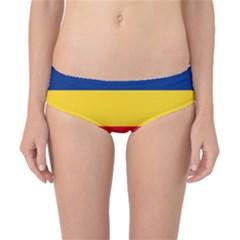 Gozarto Flag Classic Bikini Bottoms
