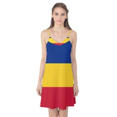 Gozarto Flag Camis Nightgown