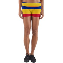 Gozarto Flag Yoga Shorts