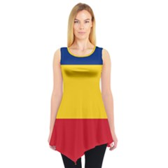 Gozarto Flag Sleeveless Tunic