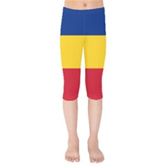 Gozarto Flag Kids  Capri Leggings
