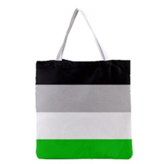 And Stripes Grocery Tote Bag