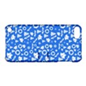 Xmas pattern Apple iPod Touch 5 Hardshell Case with Stand View1