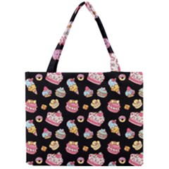 Sweet Pattern Mini Tote Bag