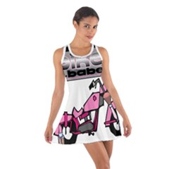 Biker Babe Cotton Racerback Dress
