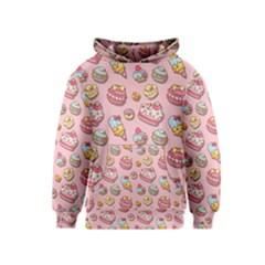 Sweet Pattern Kids  Pullover Hoodie
