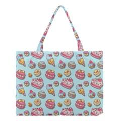Sweet Pattern Medium Tote Bag