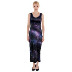 Animation Plasma Ball Going Hot Explode Bigbang Supernova Stars Shining Light Space Universe Zooming Fitted Maxi Dress