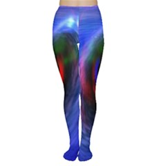 Black Hole Blue Space Galaxy Women s Tights
