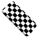 Grid Domino Bank And Black Apple iPhone 5 Classic Hardshell Case View5