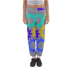 Gear Transmission Options Settings Women s Jogger Sweatpants
