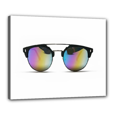 Sunglasses Shades Eyewear Canvas 20  X 16