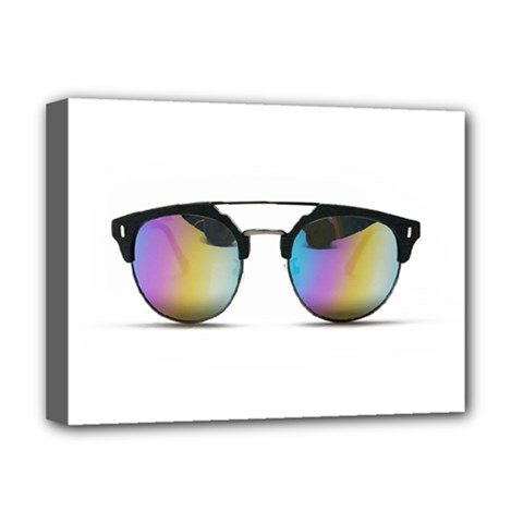 Sunglasses Shades Eyewear Deluxe Canvas 16  X 12