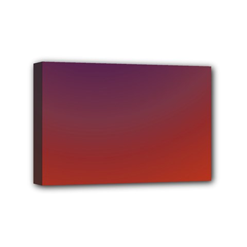 Course Colorful Pattern Abstract Mini Canvas 6  X 4