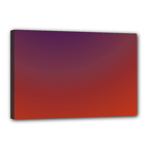 Course Colorful Pattern Abstract Canvas 18  X 12