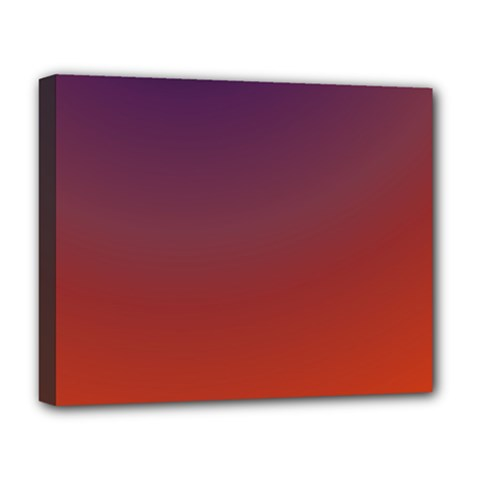 Course Colorful Pattern Abstract Deluxe Canvas 20  X 16