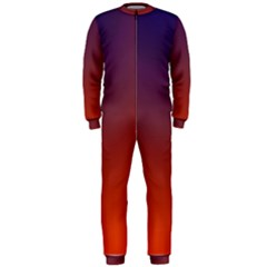 Course Colorful Pattern Abstract Onepiece Jumpsuit (men)