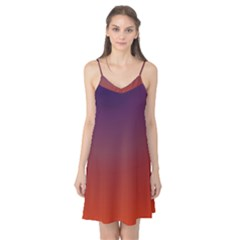 Course Colorful Pattern Abstract Camis Nightgown