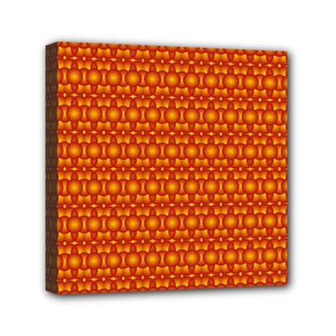 Pattern Creative Background Mini Canvas 6  X 6