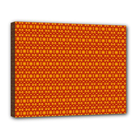 Pattern Creative Background Canvas 14  X 11