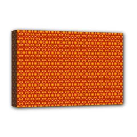 Pattern Creative Background Deluxe Canvas 18  X 12