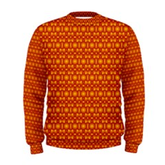 Pattern Creative Background Men s Sweatshirt