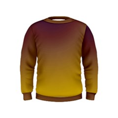 Course Colorful Pattern Abstract Kids  Sweatshirt
